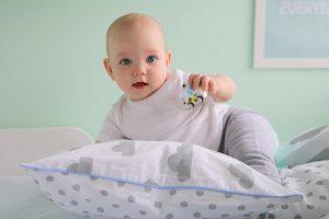 jak dobrać pościel dla niemowlaka